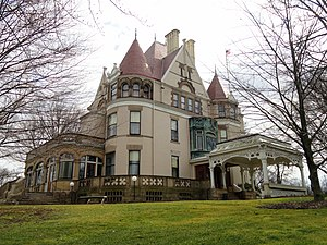 Helen Clay Frick - Clayton, the Frick family Pittsburgh mansion