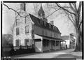 Clinton Academy, Main Street, East Hampton, Suffolk County, NY HABS NY,52-HAMTE,1-2.tif