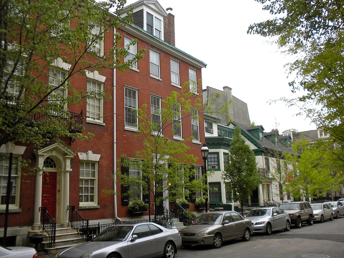 Washington Square West, Philadelphia - Wikipedia