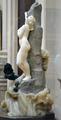Clovis Delacour (1859-1929) - Andromeda (c1900) left, Lady Lever Art Gallery, Port Sunlight, Cheshire, June 2013 (9381768310).png