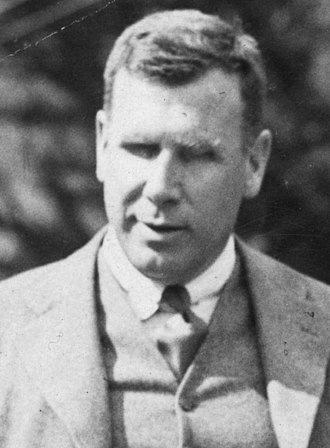 Auckland East by-election, 1921 - Image: Clutha Nantes Mackenzie, 1931 crop