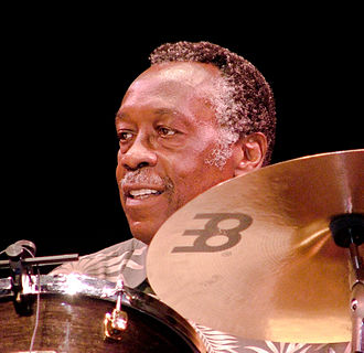 Clyde Stubblefield - Stubblefield performing in 2005