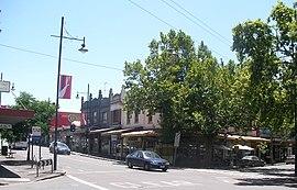 Cnr bellair and macauley streets kensington