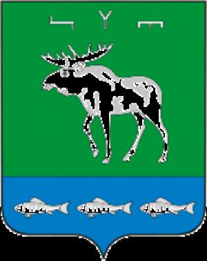 Fyodorovsky District, Republic of Bashkortostan - Image: Coat of Arms of Fedorovskiy rayon (Bashkortostan)