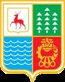 Coat of Arms of Vyksa (Nizhny Novgorod oblast).png