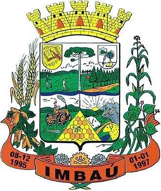 Imbaú - Image: Coat of arms of Imbaú PR