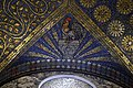 Cock mosaic - Palatine Chapel - Aachen - Germany 2017.jpg