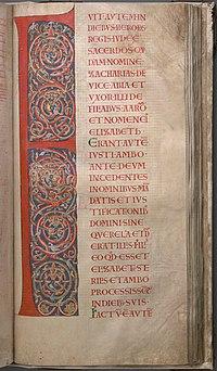 Luke 1 - Wikipedia