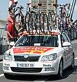 Cofidis Tour 2010 stage 1 start.jpg