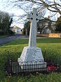 Collingbourne Ducis - War Memorial - geograph.org.uk - 1140613.jpg