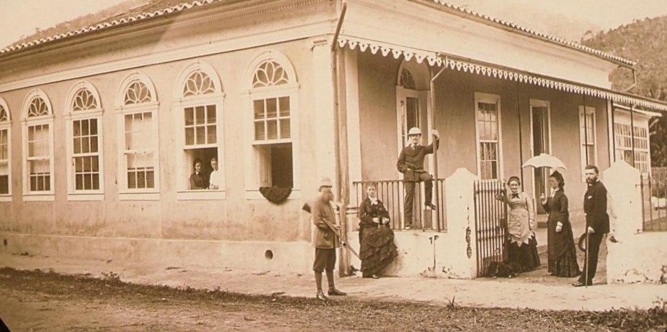 Colonos alemaes 1874