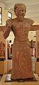 Colossal Saint - Kushan Period - Firozabad - ACCN 77-4 - Government Museum - Mathura 2013-02-23 5772.JPG