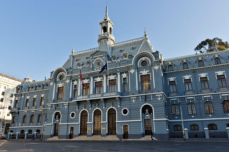 Comandancia Armada Valparaíso