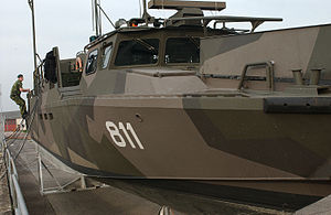 CB90-class fast assault craft - Stridsbåt 90C