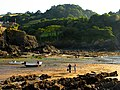 Combe Martin on a Hot August Night - geograph.org.uk - 216841.jpg