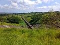 Comboio que saía de túnel sentido Boa Vista na Variante Boa Vista-Guaianã km 192 em Itu - panoramio - Amauri Aparecido Zar….jpg