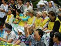 Comfort Women, rally in front of the Japanese Embassy in Seoul, August 2011 (2).jpg
