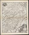 Comitatus Burgundiae tam in praecipuas ejus praefecturas quam in minores earundem Balliviatus aliasque Ditiones subjacentes et insertas distincte divisas (8342950196).jpg