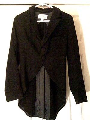 Comme des Garçons - Comme des Garçons for H&M tuxedo jacket, 2009