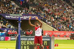 Martyn Bernard - Image: Commonwealth Games 2014 Athletics Day 4 (14798420381)
