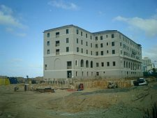 The Condado Vanderbilt Hotel Under Reconstruction In 2006