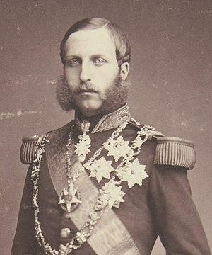 Prince Philippe, Count of Flanders - Image: Conde de Flandes