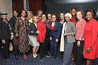 Congressional Black Caucus women 2019.jpg