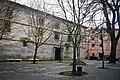 Conjunto Histórico-artístico ciudad vieja de la Coruña, Convento Santa Bárbara das Clarisas Descalzas.jpg