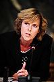 Connie Hedegaard, miljo- och samarbetsminister Danmark, haller pressmote under Nordiska radets session i Kopenhamn 2006.jpg