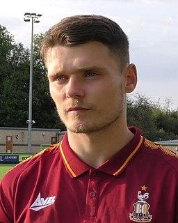 Connor Wood (footballer) English footballer