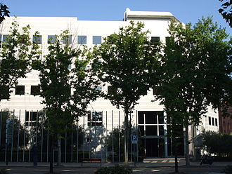International Olive Council - International Olive Council headquarters in Madrid, Spain.