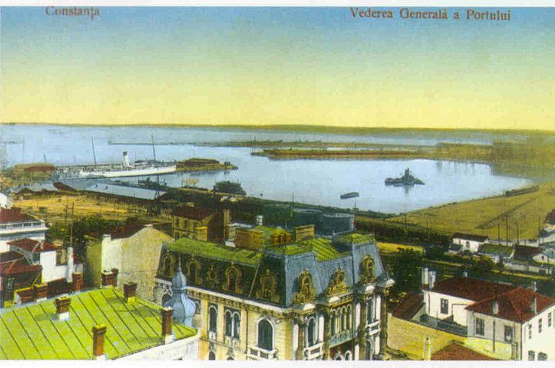 File:Constanţa Portul generala 1910.jpg