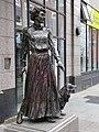 Constance Markievicz statue by Elizabeth McLaughlin (02).jpg