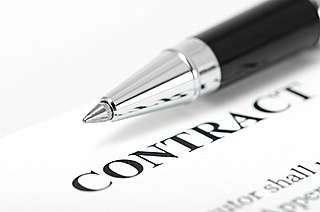 Contract agreement having a lawful object entered into voluntarily by multiple parties