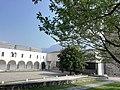 Convento delle agostiniane a Monte Carasso, progetto di Luigi Snozzi, veduta della piazza 01.jpg