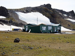 Antarctic base