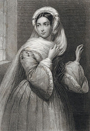 Cornélie Falcon - Falcon as Rachel in La Juive