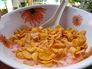 Corn flakes - Image: Corn Flakes