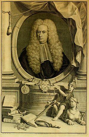 Hoge Raad van Holland en Zeeland - Cornelius van Bynkershoek, President of the Hoge Raad van Holland en Zeeland, 1724-1743