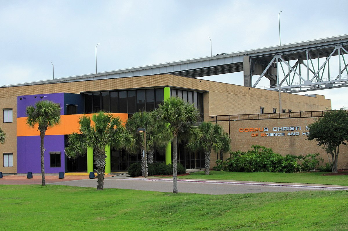 Corpus Christi Museum Of Science And Natural History