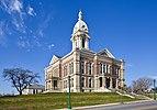 Cortes del Condado de Wabash, Wabash, Indiana, Estados Unidos, 2012-11-12, DD 07.jpg