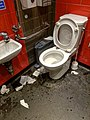 Costa Coffee toilet, Tottenham Hale Retail Park, Haringey.jpg
