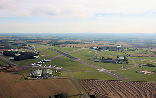 Aerodrome location from which aircraft flight operations take place