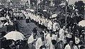 Couronnement ND Kernitron 1909 clergé.jpg