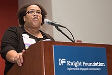 Courtney Young at ALA Midwinter 2015.jpg