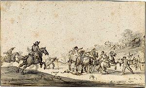 Courtois, Jacques (1621-1676)