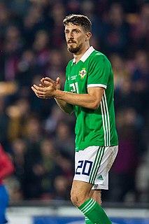 Craig Cathcart Northern Irish footballer