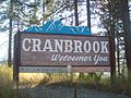 Cranbrook's welcome sign.JPG