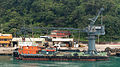 Crane Ship K315 in Port of Keelung 20140518.jpg
