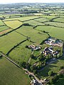 Crannaford from the air (2) - geograph.org.uk - 1386940.jpg